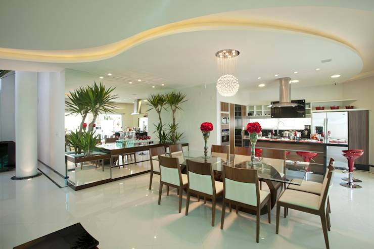 Sala De Jantar Iara Kilaris ~ 10 mesas de jantar de vidro chiquérrimas