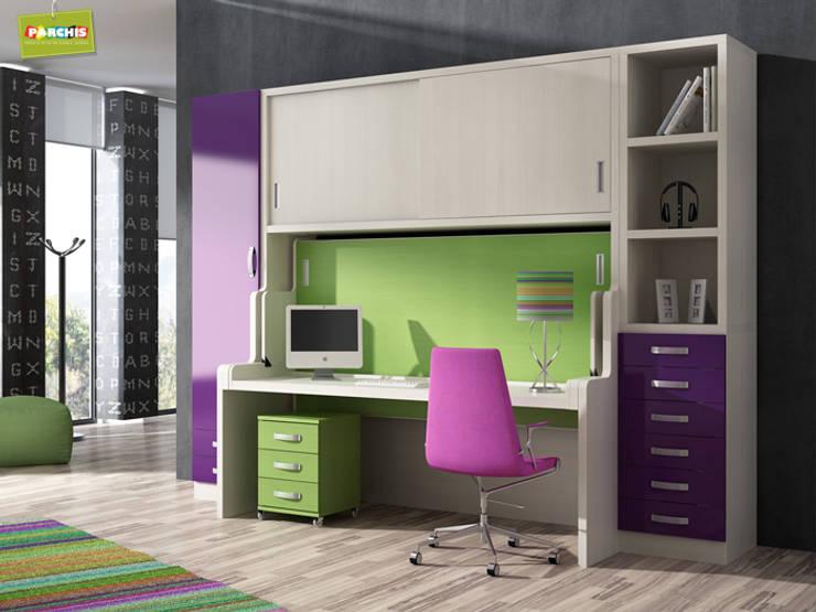 Escritorios juveniles el mejor espacio de trabajo for Muebles escritorios juveniles