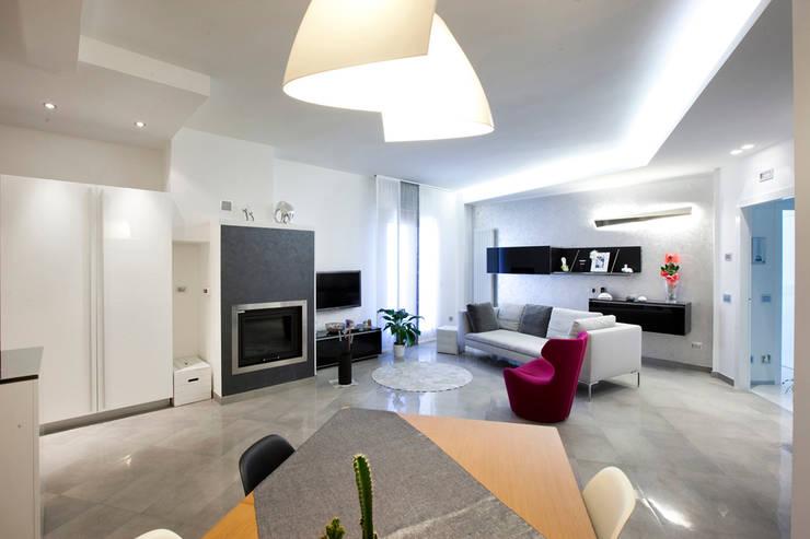 5 idee per il soggiorno moderno e non solo for Foto salotti moderni arredati