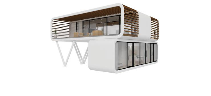 wohnen wie ein urbaner nomade. Black Bedroom Furniture Sets. Home Design Ideas