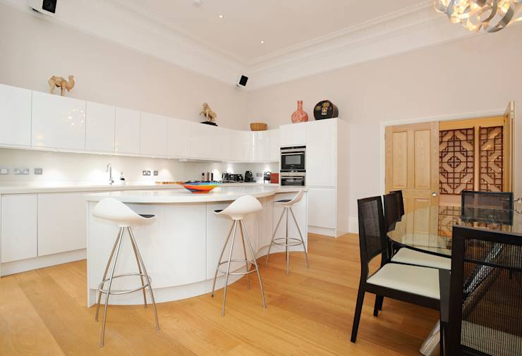 5 Spectacular Modern Kitchen Designs