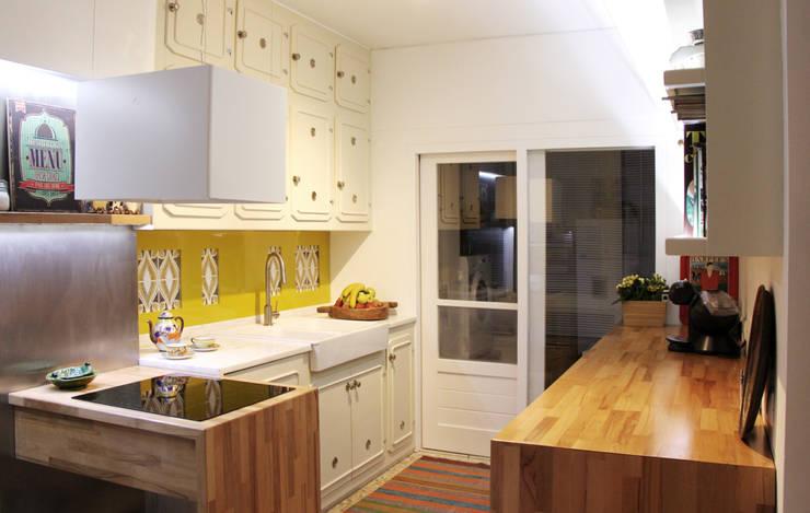 Uniek Design Keukens : 20 ideeën voor een uniek design in je kleine ...