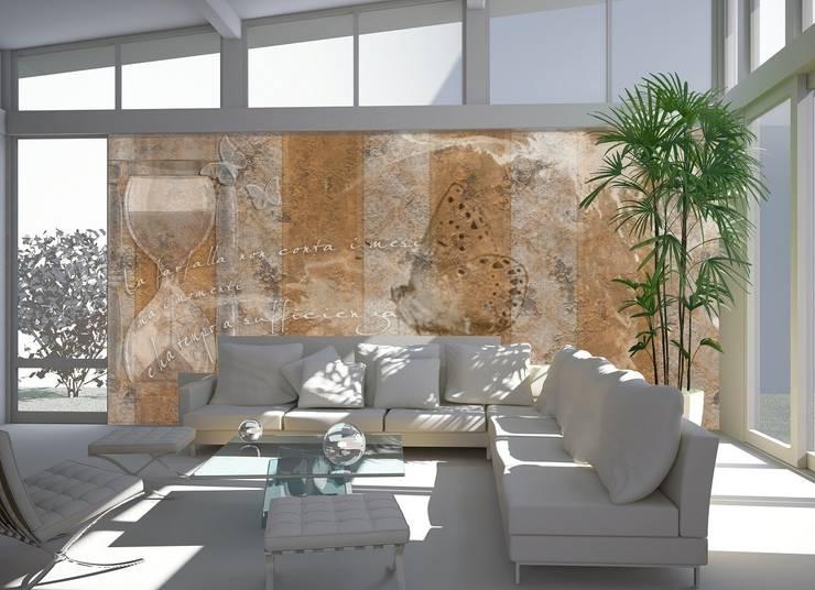 10 affascinanti pannelli decorativi per interni - Polistirolo decorativo per pareti ...