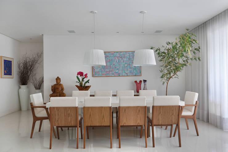 12 salas de jantar modernas e estilosas for Interiores de salas modernas