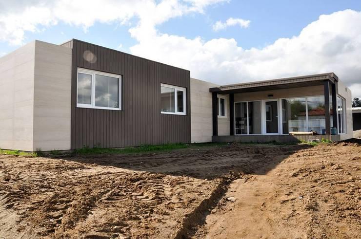 Una casa prefabricada sorprendente - Vivir en una casa prefabricada ...