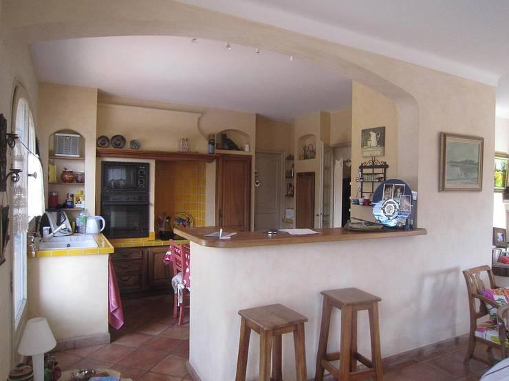 Insp rate 10 maravillosas cocinas r sticas de obra - Cocinas rusticas de obra pequenas ...