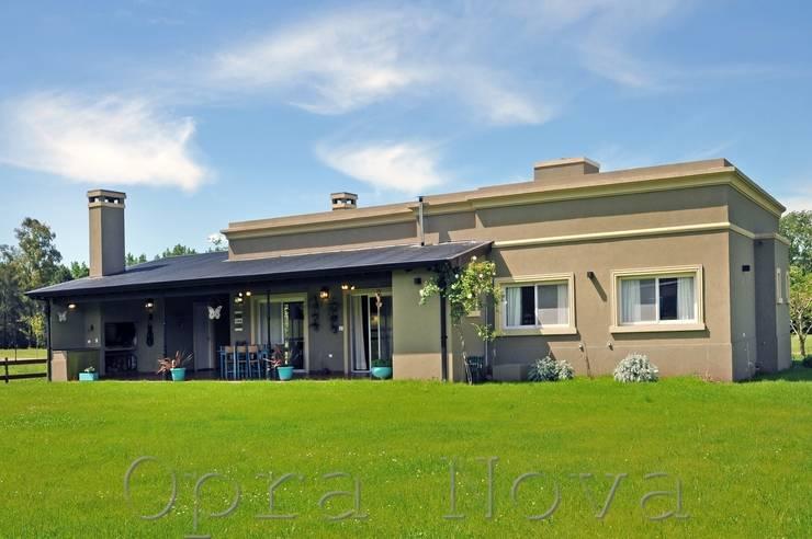 Al estilo argentino una casa encantadora en zona norte for Homify galerias