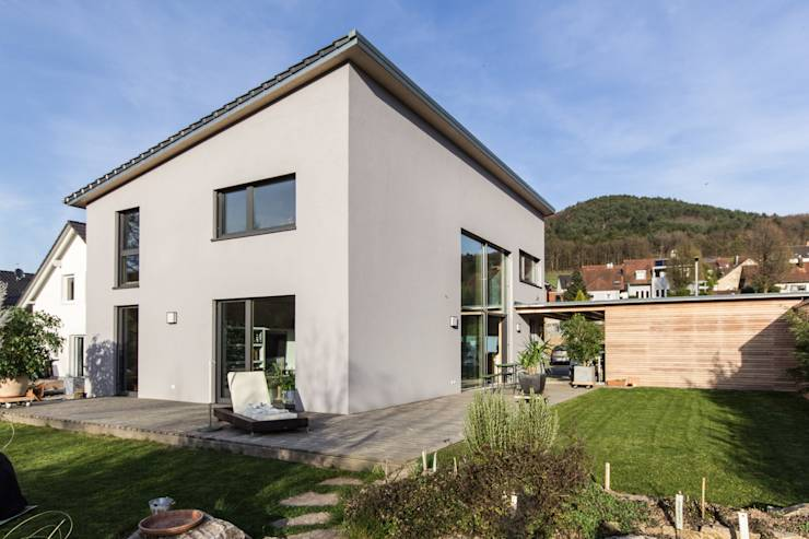 Haus om in seelbach moderne häuser von schuler architekten