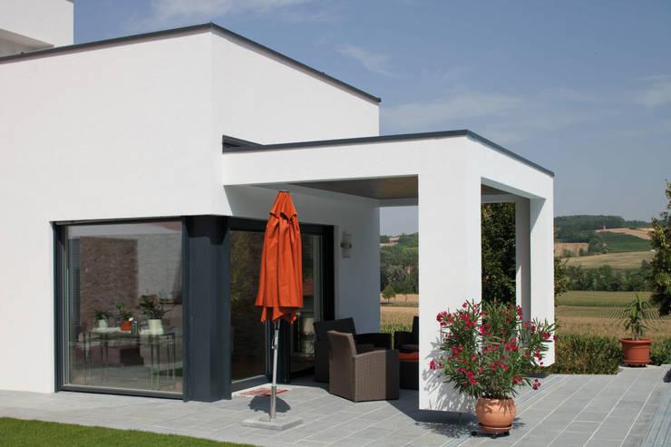Stylish und nachhaltig wohnen im energiesparhaus for Stylisch wohnen