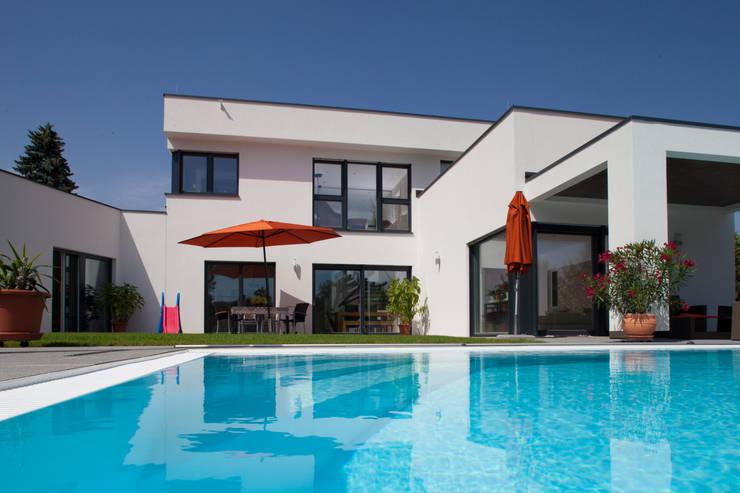 Una casa prefabricada muy moderna - Casa prefabricada moderna ...