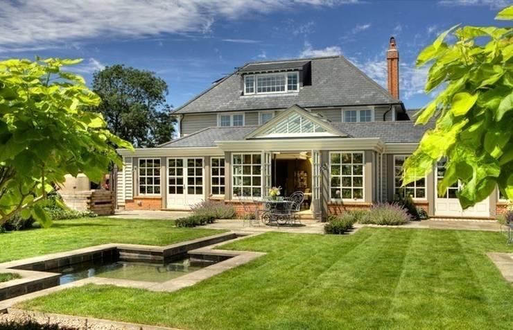 Contemporary garden room in essex by westbury garden rooms for Contemporary garden rooms extensions