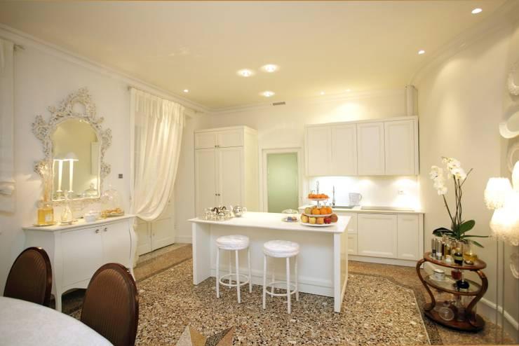 Le cucine con isola per open space - Cucine open space con isola ...