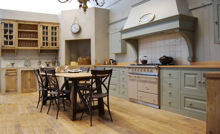Belle e possibili 8 superbe cucine in finta muratura - Cappe per cucine in muratura ...
