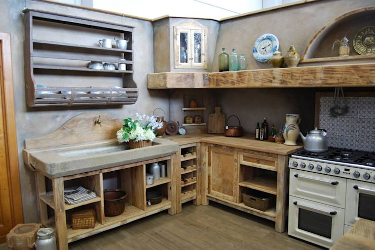 Mobili Cucina Country. Amazing Arredamenti Cucine Country With ...
