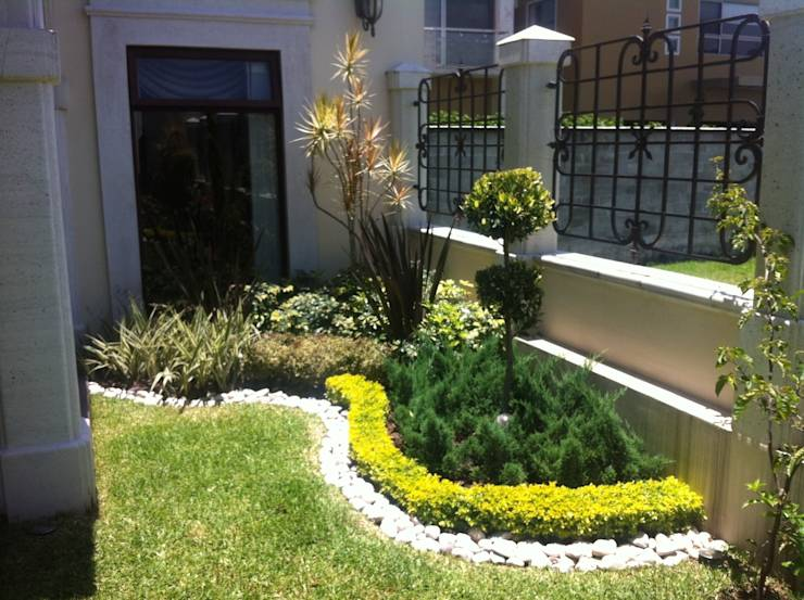10 ideas para arreglar tu jard n con menos de 1000 pesos - Jardines con estilo ...