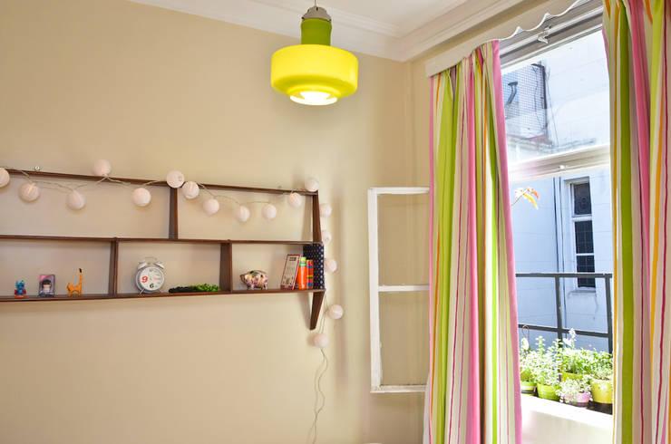 moderne Slaapkamer door GUTMAN+LEHRER ARQUITECTAS