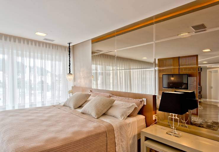 Mezcla Estilo Decorativo Dormitorios