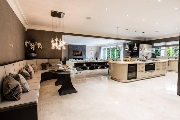 10 idee per progettare una cucina moderna con isola for Cucina a isola moderna