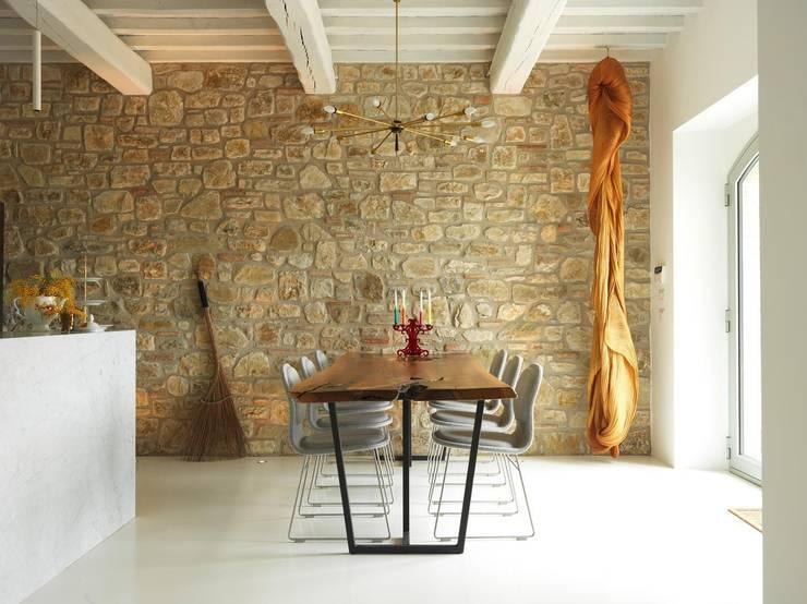 5 ide en voor een gezellige eetkamer - Decoratie eetzaal ...