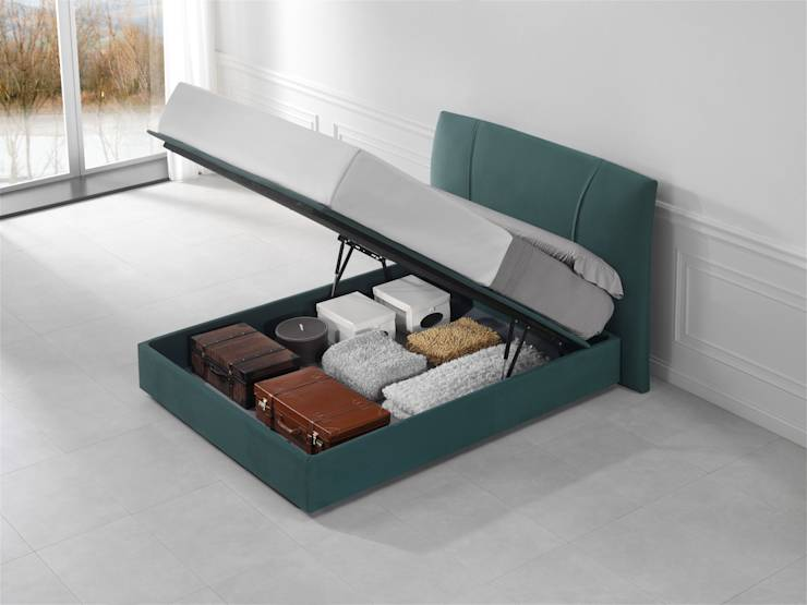 Canap s abatibles espacio extra para tu dormitorio - Canapes para camas ...