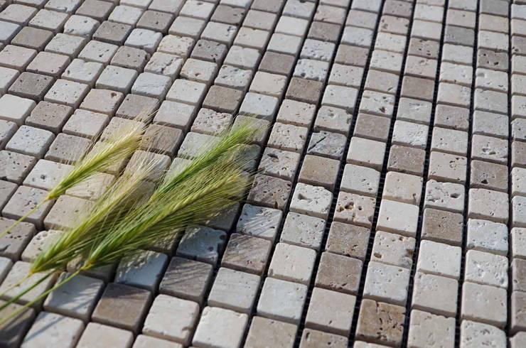 Come scegliere le mattonelle da esterno - Mosaico per esterno ...