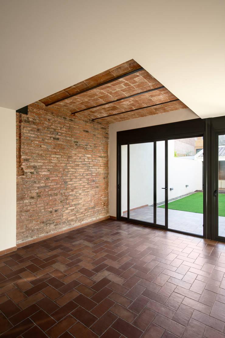 Reforma integral de una vivienda en terrassa de mu estudio - Arquitectos terrassa ...