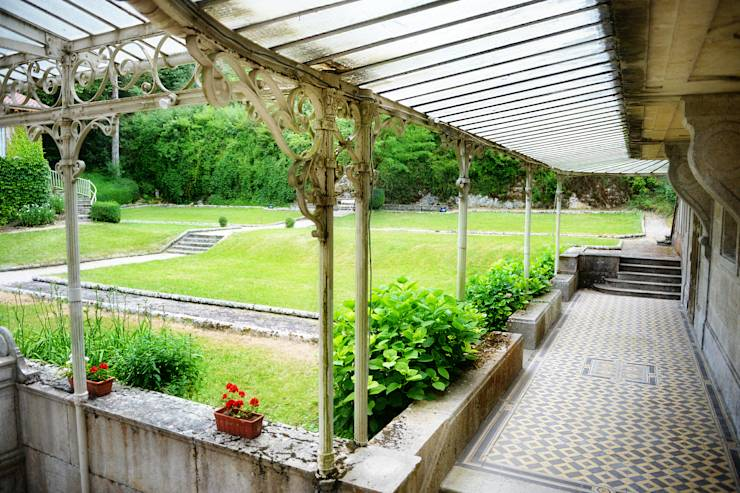 5 trucs pour un jardin merveilleux for Pierre mabille le miroir du merveilleux