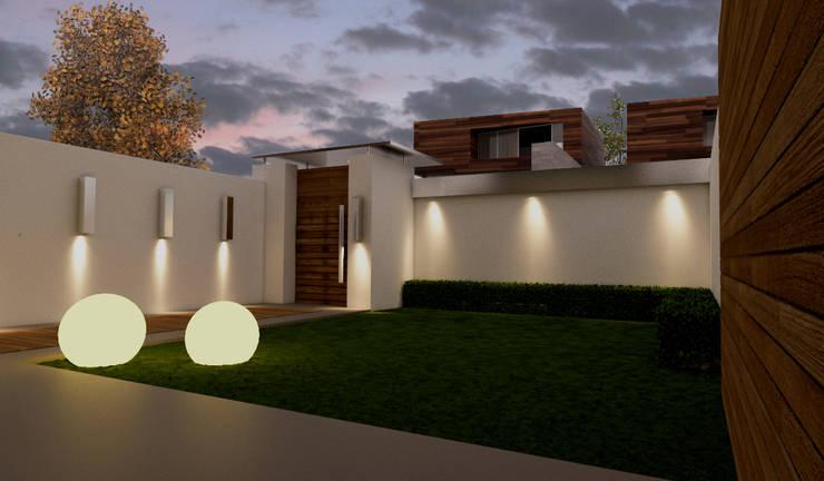 C mo dise ar un jard n minimalista en 7 pasos - Como disenar un jardin exterior ...