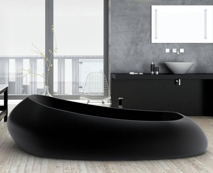 Tinas De Baño Decoradas:Tinas espectaculares que tu baño merece