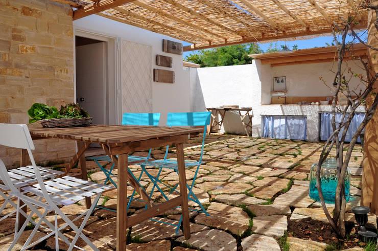 5 spettacolari cucine in muratura da esterno for Design dello spazio esterno