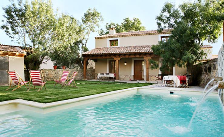 Lo que debes saber sobre mantenimiento de albercas for Casas rurales con encanto y piscina