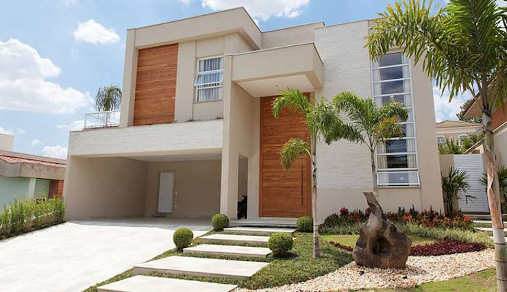 Una casa para disfrutar al m ximo - Pintura casa moderna ...