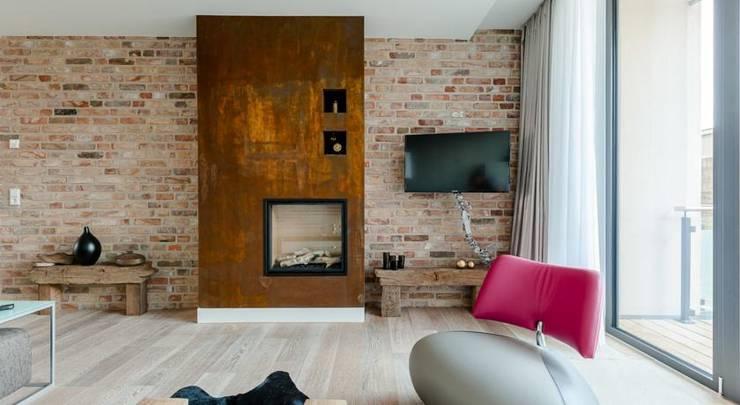 Coole ideen zur gestaltung einer steinwand for Gestaltung wand wohnzimmer