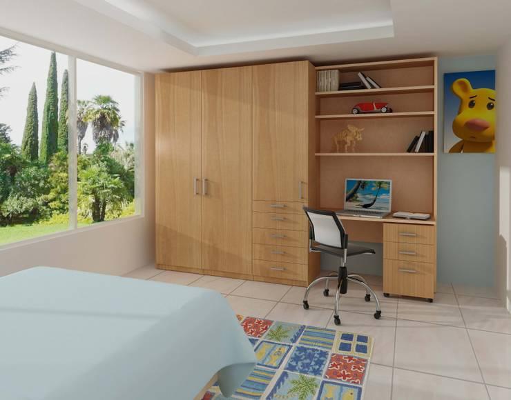 10 cl sets de madera modernos y grandiosos for Closet de madera para dormitorios