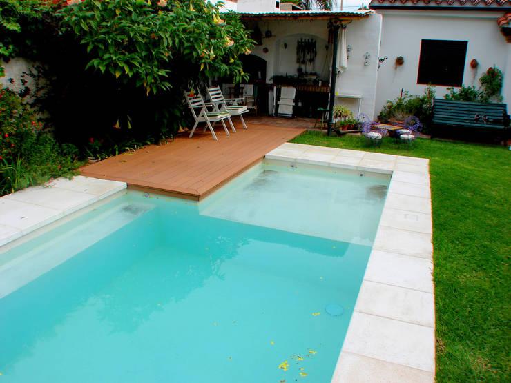 7 quinchos con pileta que todo argentino quiere tener en for Disenos de quinchos con piscinas