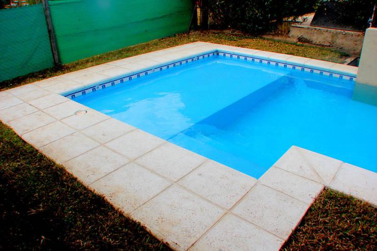 10 piscinas perfeitas para quintais pequenos for W piscinas