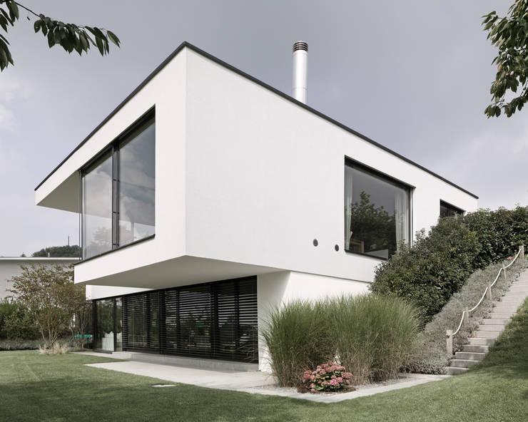 Objekt 254 moderne häuser von meier architekten