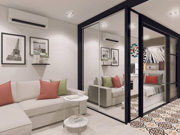 kleine wohnung diese einrichtungsideen solltest du kennen. Black Bedroom Furniture Sets. Home Design Ideas