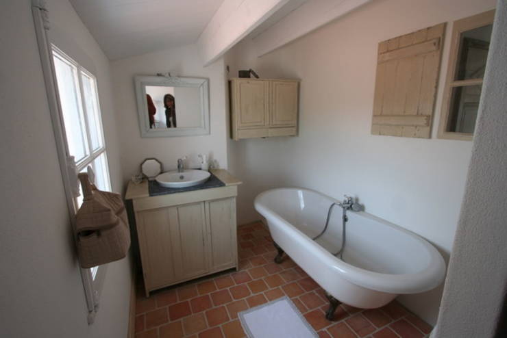 Quel est le meilleur sol pour la salle de bain for Quel sol pour une salle de bain