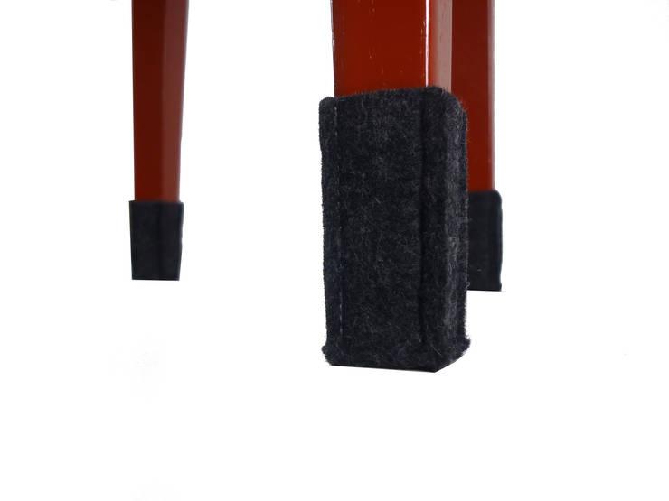 manufra feines aus filz stuhlbeinsocken der perfekte. Black Bedroom Furniture Sets. Home Design Ideas