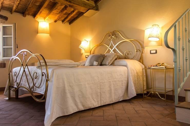 I letti in ferro battuto un classico sempre di tendenza - Camera da letto ferro battuto ...