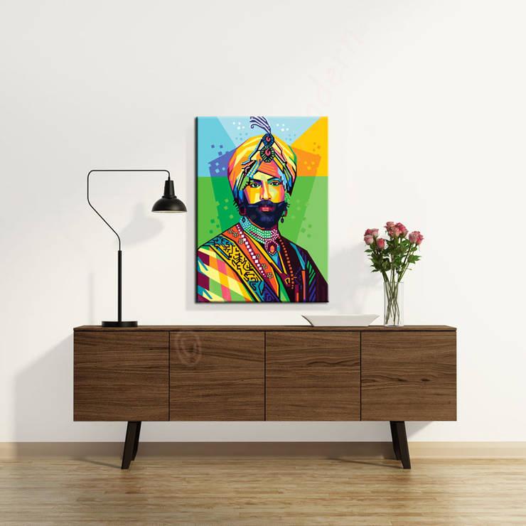 ikonen der zeitschichte kunstdrucke leinwand bilder auf keilrahmen format 50 cm x 70 cm von. Black Bedroom Furniture Sets. Home Design Ideas