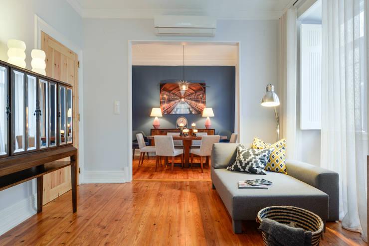 Come illuminare al meglio il soggiorno - Illuminare il soggiorno ...
