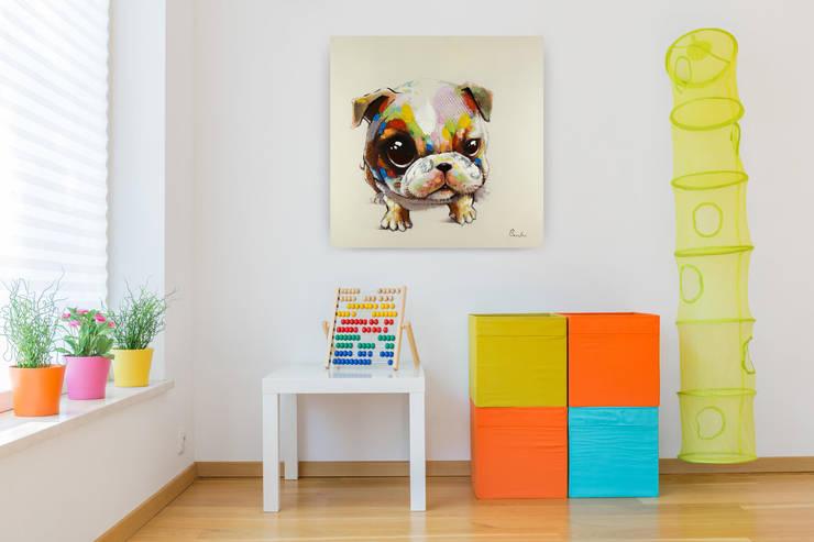 gem lde wandbilder f rs kinderzimmer von kunstloft homify. Black Bedroom Furniture Sets. Home Design Ideas