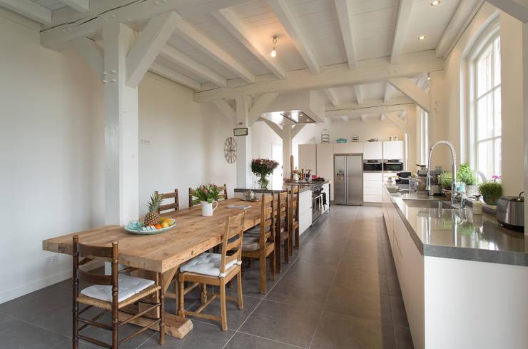 Moderne Keuken In Oud Huis : ... moderne boerderij keuken: moderne ...