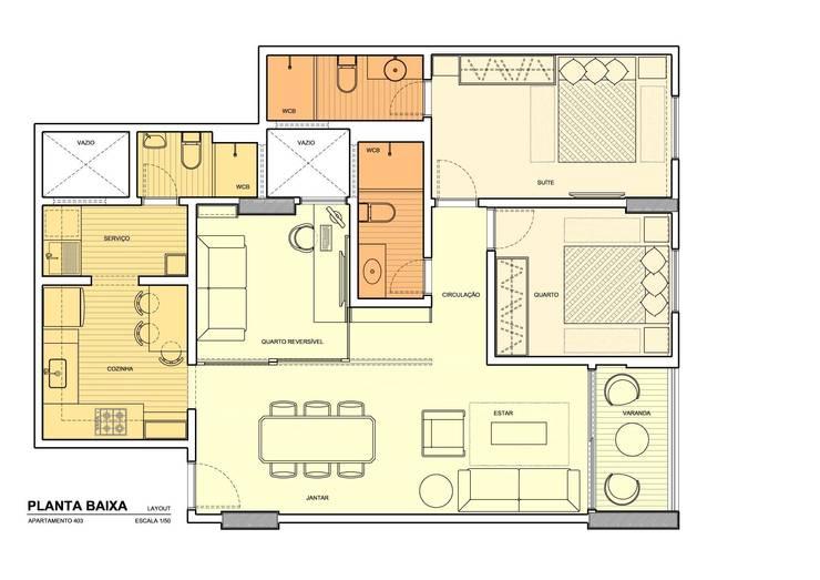 4 maisons et leurs plans que vous allez adorer - Lay outs huis idee ...