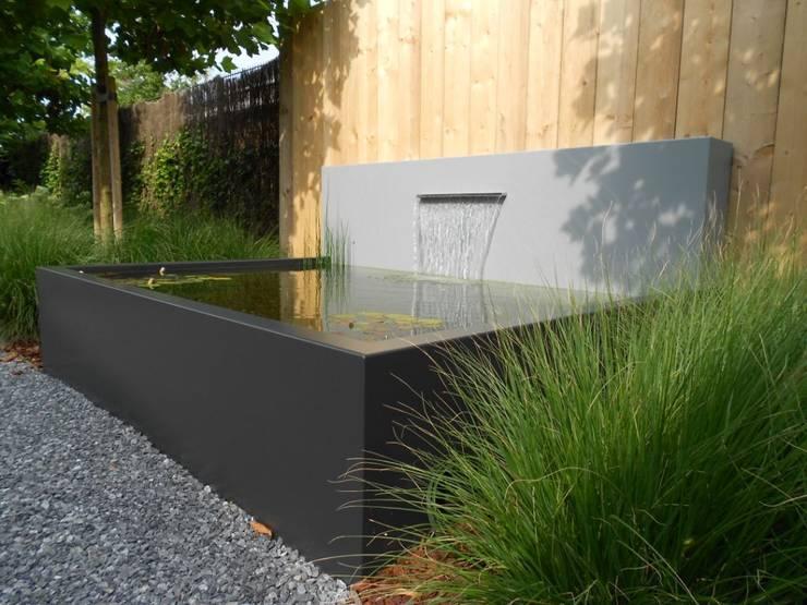 ideias para um jardim bonito:Jardim translation missing: pt.style.jardim.moderno por SO GARDEN