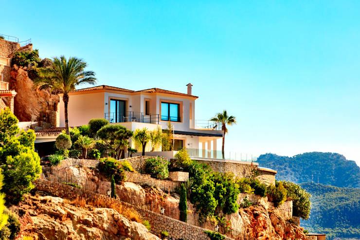 Hermosa y cautivadora una casa en mallorca - Arquitectos en mallorca ...