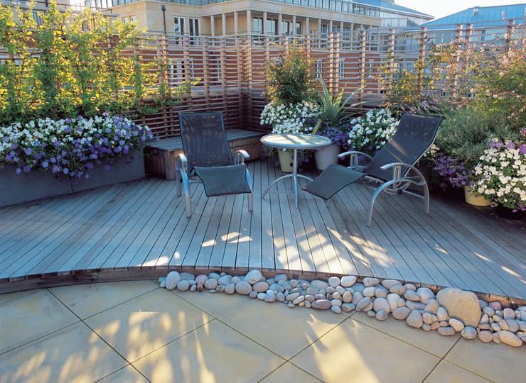 11 patios sencillos pero con estilo - Patios con estilo ...