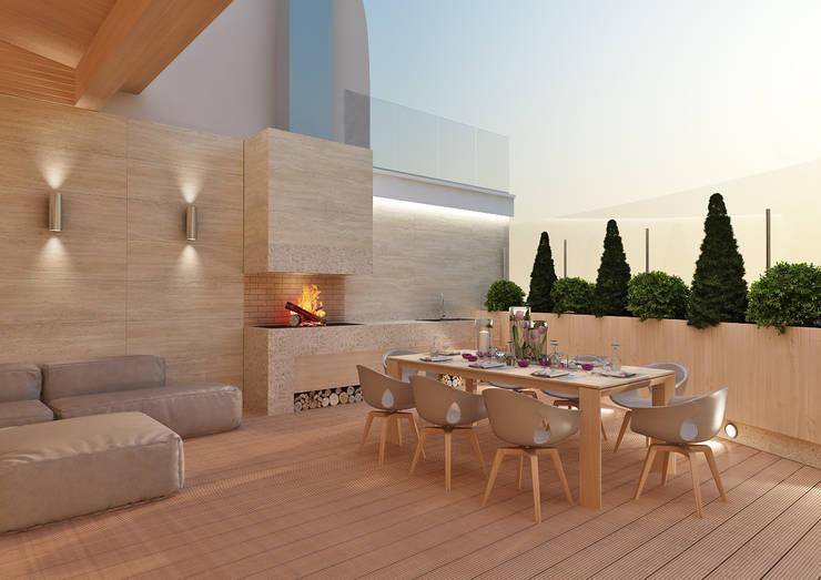 Pisos de madera para terrazas modernas 6 cosas que debes for Decoracion terrazas modernas